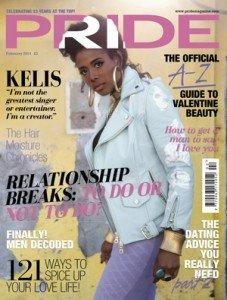 Feb 2014 issue Pride magazine