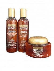 Mizani Supreme Oil set