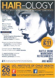 HAIR-OLOGY conference 26 July 2014