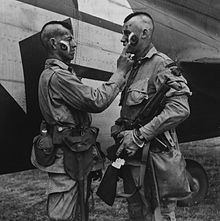 Paratroopers from WW 2