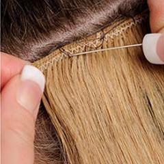 vixen sew-in weave
