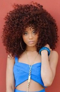 afrotherapy red head