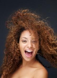 detangle curly afro hair, Edmonton hair salon, London