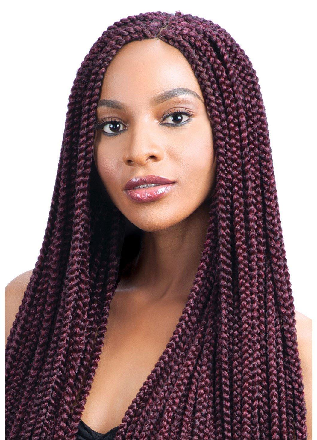 How Much Do Medium Box Braids Cost For Children | freetress synthetic hair crochet braid medium ...