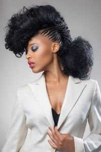 Festival Hair Ideas For Afro Hair