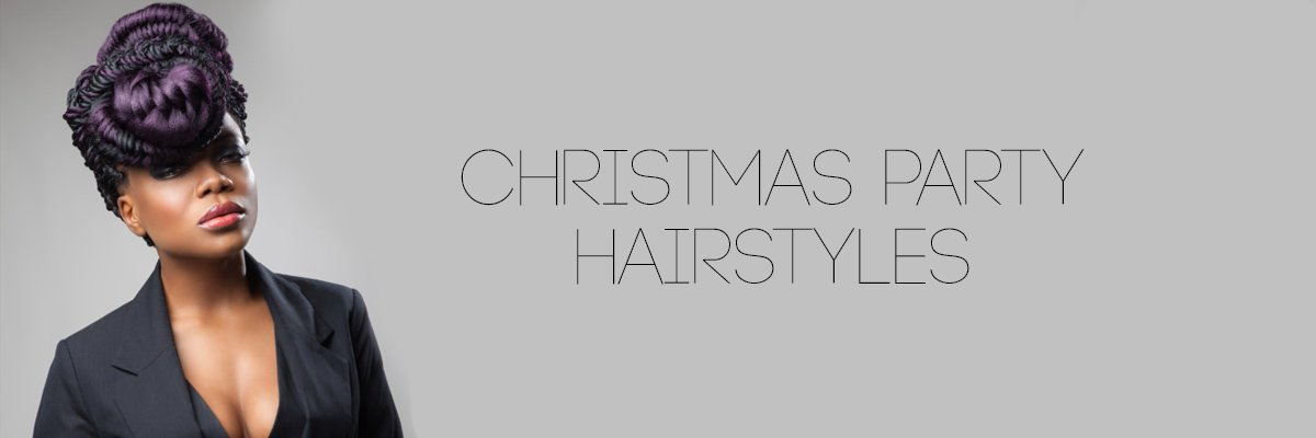 Party Hairstyles for Christmas