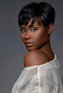 short hairstyles for black women, afrotherapy hair salon, edmonton, london