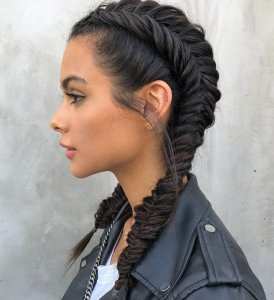 fishtail braids for afro hair, best black hairdressing salon in north london