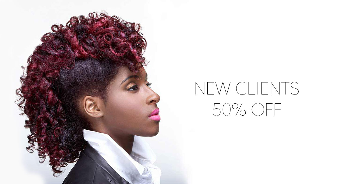 New Client Offer, Afrotherapy Hair Salon in Edmonton, London