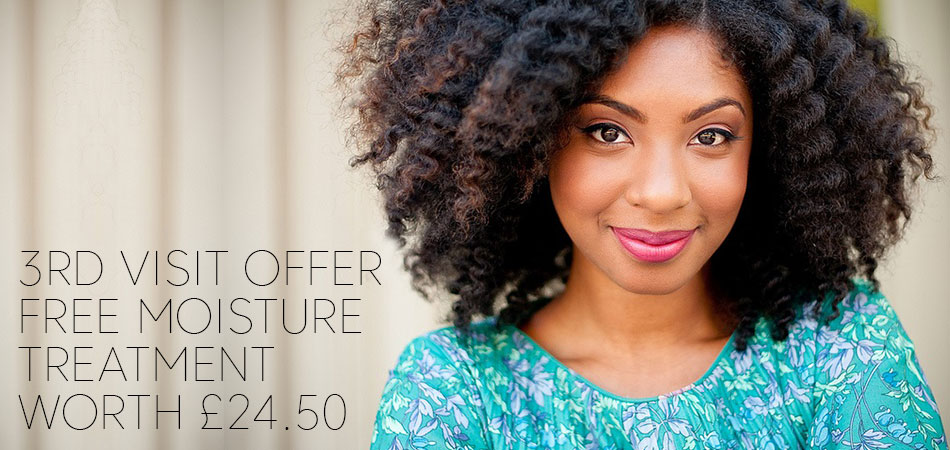3RD-VISIT-OFFER-FREE-MOISTURE-TREATMENT-WORTH-£24.50, Afrotherapy Hair Salon in Edmonton, London