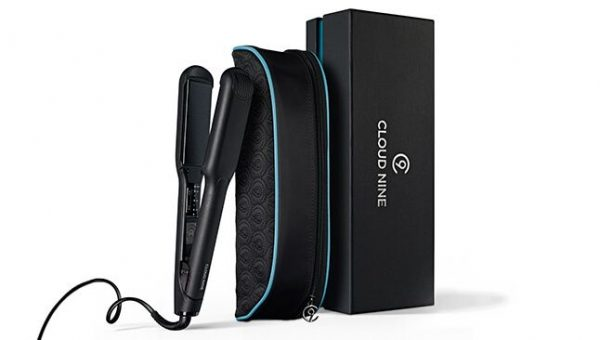 Cloud Nine Wide Iron for long or thick hair