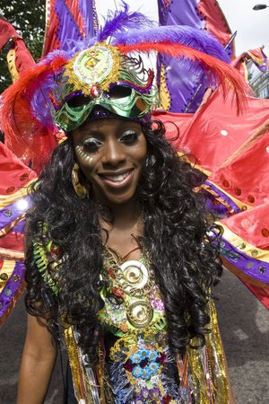 Notting Hill Carnival – Afro Hair Trends