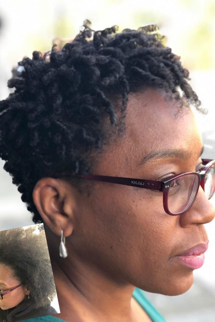 Natural Hairstyles at Top Afro Hair Salon in Edmonton, London