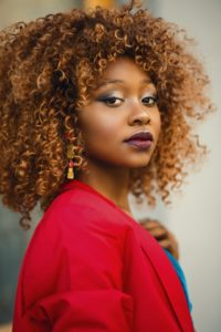 Naturally Curly Afro Hair at Afrotherapy Hair Salon in Edmonton, London