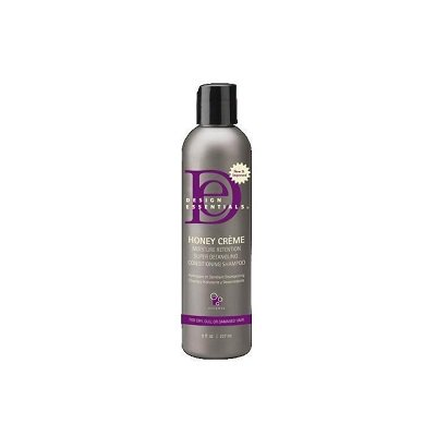 Design Essentials Honey Creme Moisture Retention Super Detangling Shampoo