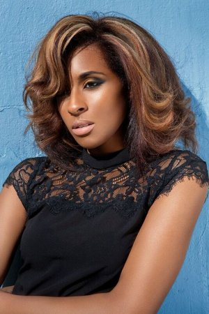 Hair Colour, Afrotherapy Hair Salon in Edmonton, London