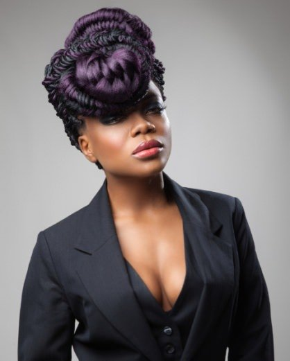 afro hair up, Hair Colour, Afrotherapy Hair Salon in Edmonton, London