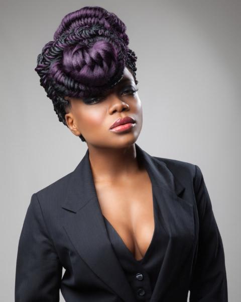 afro hair up, Hair Colour, Afrotherapy Hair Salon in Edmonton, London