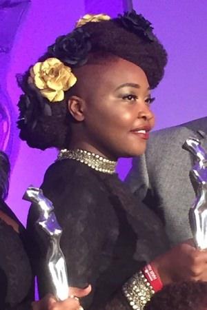 Afro hair award