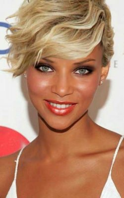 blonde-afro-hairstyle
