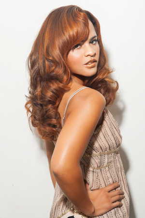 Glamorous Party Hairstyles at Afrotherapy Hair Salon, Edmonton London