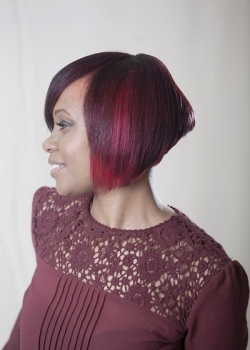 Hair Colour for Afro Hair at Top Afro Hair Salon in Edmonton, London