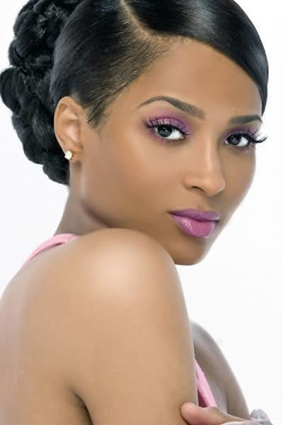 Wedding Hair Make Up Afro Hairdressers North London